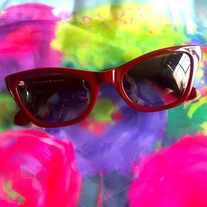 Brand New Kate Spade Retro Cat Eye Sunglasses